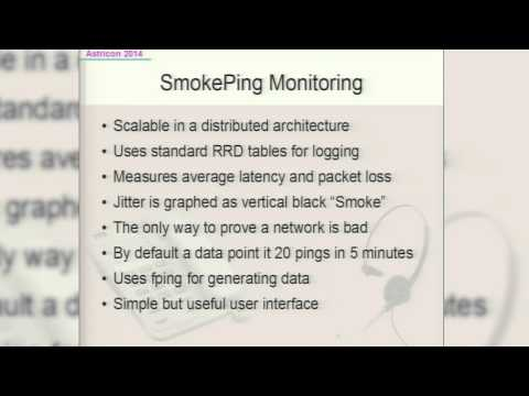 System Monitoring Enterprise Asterisk Clusters - AstriCon 2014