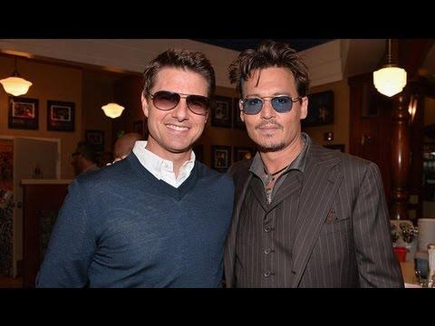 ¿Cuánto mide Johnny Depp? - Altura - Real height Hqdefault