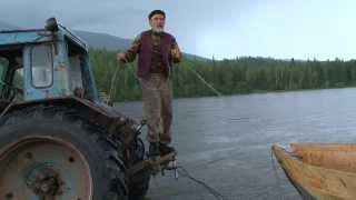 Отдых и рыбалка в Тыве. Как Владимир и Дмитрий рыбу ловили или Тувинская сказка  2