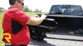 Undercover Swing Case Truck Bed Tool Box - Fast Facts