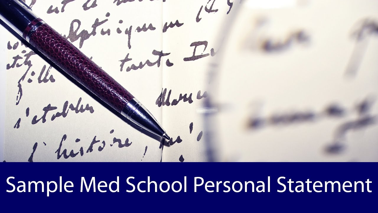 medical school essay consultant