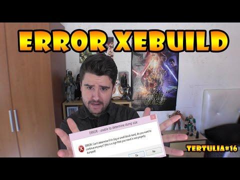 ERROR XEBUILD ACTUALIZACION XBOX360(SOLUCION)-TERTULIA DE 9BRITO9 #16