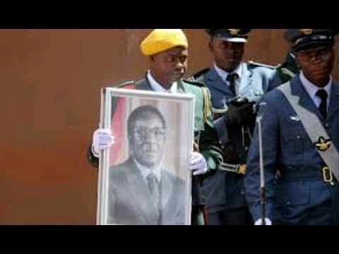 RIP - Former President Robert Mugabe