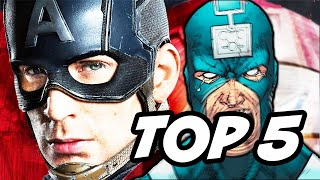 Agents Of SHIELD Season 3 Episode 10 - TOP 5 WTF and Marvel Easter Eggs