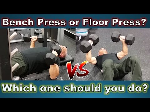 Floor Chest Press Better Than Bench Press???