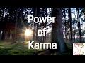 Guided Mindfulness Meditation- The Power of Karma - Positive Energy *10 Minutes Positive Meditation