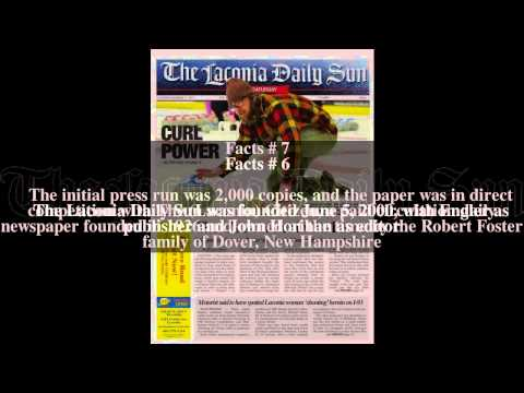 The Laconia Daily Sun Top # 9 Facts