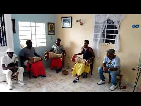 Tambor En Cuba Pogolotty