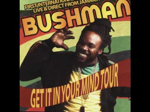 Bushman - Creatures Of the night