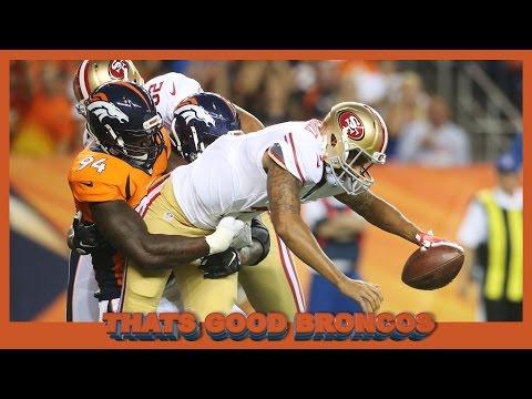 Broncos vs. 49ers Highlights Preseason 2015