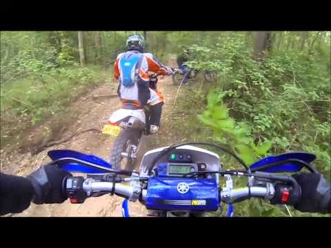 Enduro Motor Bike Ride Thursday Loop Part #1 - Newcastle NSW Australia