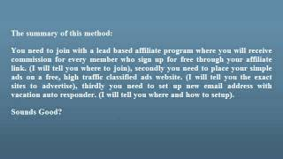 Personals / Dating Pay Per Lead Affiliate Programs ...