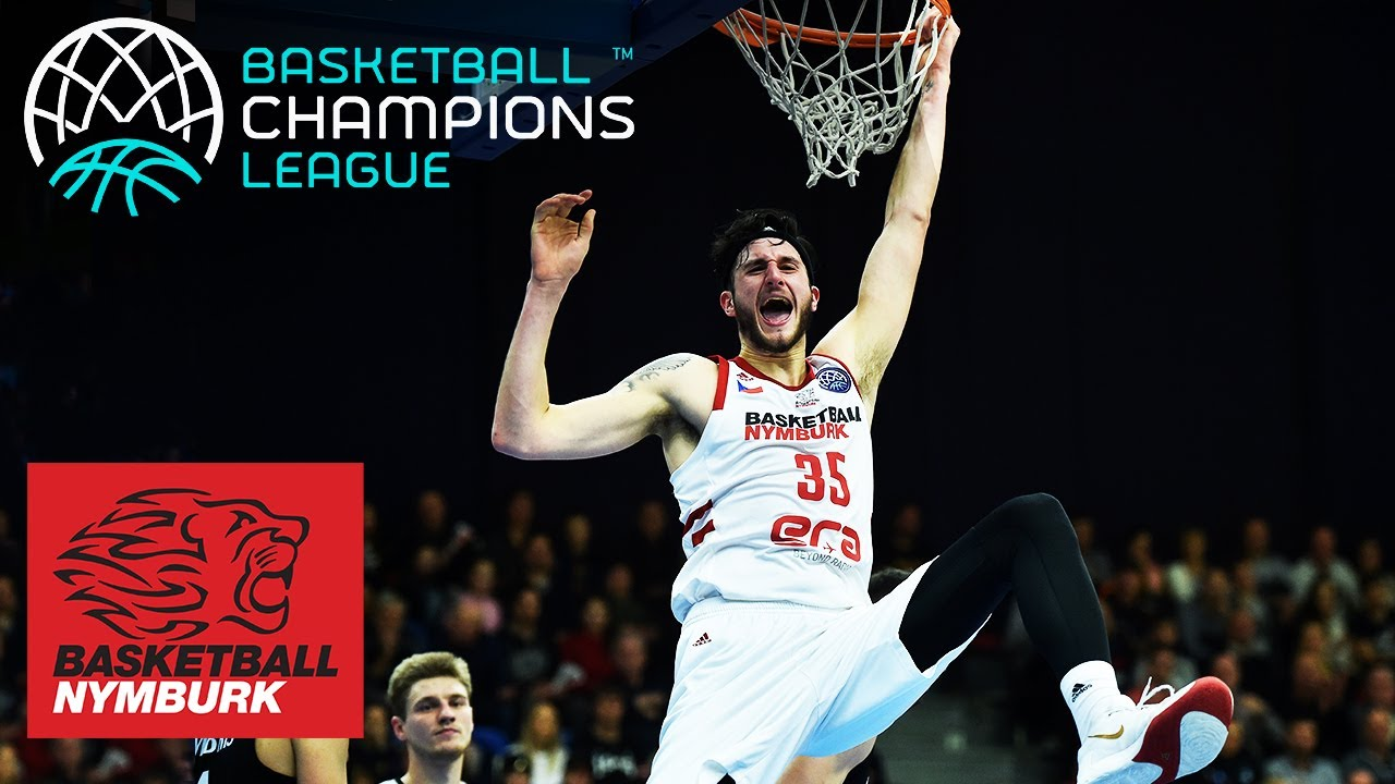 ERA Nymburk's Top 10 Plays | Basketball Champions League 2019
