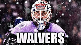 Keith Kinkaid Is Gone - Montreal Canadiens Place Kinkaid On Waivers  Habs News Today / Nhl Rumours