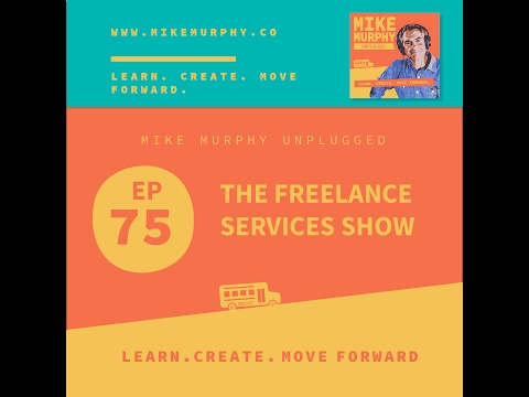 Podcast Promo for Ep75: The Freelance Services Show