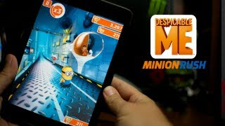 Despicable Me: Minion Rush - Gameplay For iPhone iPod Touch & iPad
