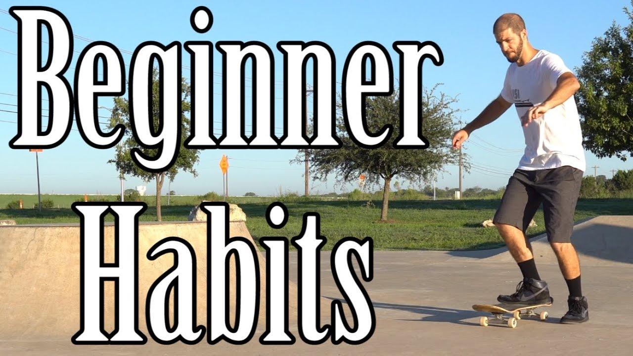 Basic things for the beginner skateboarders