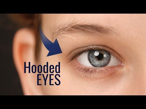 How to do eye makeup for hooded eyes