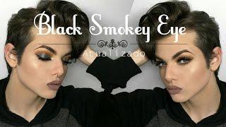 Smokey eye preto ATUALIZADO | Rômolo Cricca