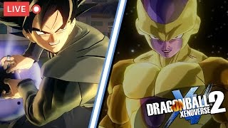 MafooStream: DRAGON BALL XENOVERSE 2 - SAGA SUPER ONLINE ‹ Ine ›