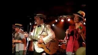 2013.5.5 Mambo Retozon / Hully Gully Ensemble