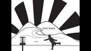 West Coast Disc Golf Championships - Round 1 - Part 2 (mcbeth, Montgomery, Eckmann, Wilson)
