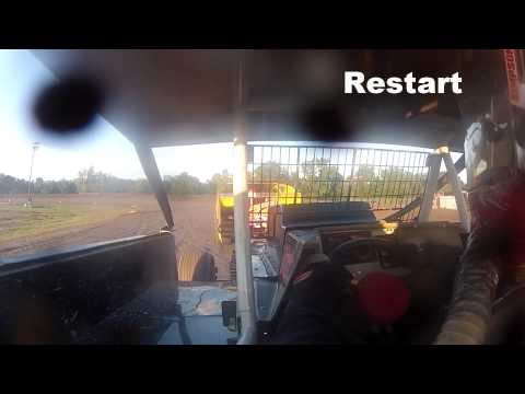 Black Rock Speedway Crate Modified Feature on 08-09-2013