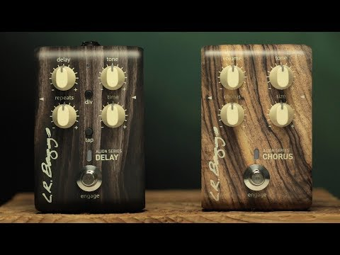 Align Series Chorus and Delay Pedals