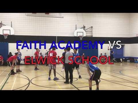 2018 School Ball - Faith Academy vs Elwick School