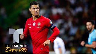 Cristiano Ronaldo llega a 700 goles, ¿dónde está Messi? | Telemundo Deportes