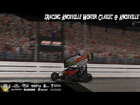 iRacing - Knoxville Winter Classic @ Knoxville Raceway