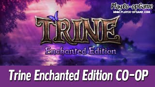 Trine Enchanted Edition [PC/Steam] - Co-op Gameplay #1