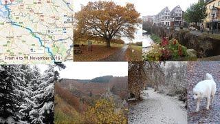 Urlaub in Deutschland / Holiday in Germany  (Stadtkyll - Nov 2016)