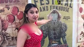 Sarah Azhari-bikin sange horny baju merah_visit_ELVIS MUSIC NEW