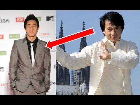 How Rich is Jackie Chan's Son-Jaycee Chan Net Worth 2017