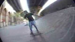 1139 skateboards Brooklyn Banks Varial Heelflip