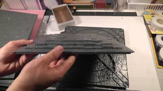 Ruined Temple Damaged Urban Streets Tablescapes Unboxing
