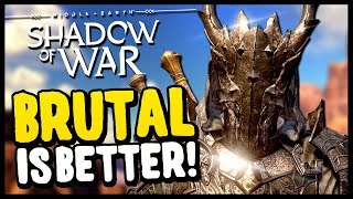 THE BALLAD OF TALION THE BRUTAL | Shadow of War - Funny Moments Gameplay