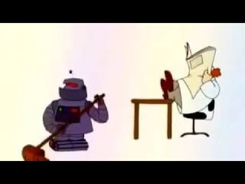 Nano technology modern humanoid robots with artificial intelligence interesting documentar