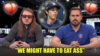 Big Cat & PFT Have to Eat Each Other's Ass if Christian Yelich wins the Home Run Derby