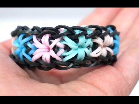 How To Make Starburst Loom By Hand Step By Step With Fork