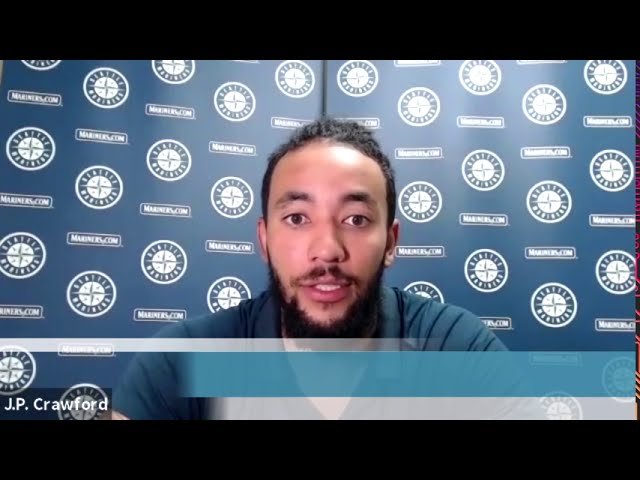 J.P. Crawford on Young Team 2020-08-26