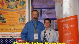 2008 International Exhibition for Young Inventors (IEYI) - Mr. USA