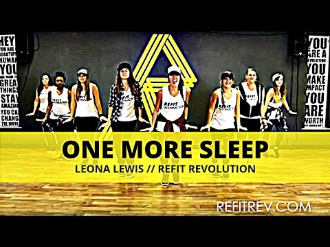 """One More Sleep"" 