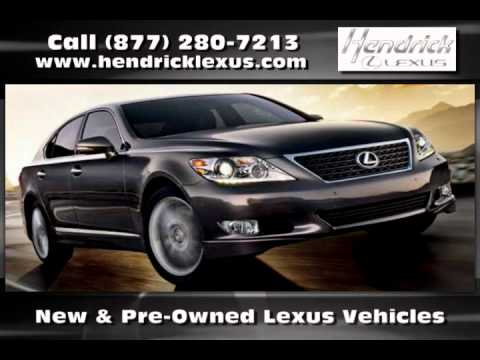 Awesome Lexus Dealership In Charlotte NC   Hendrick Lexus