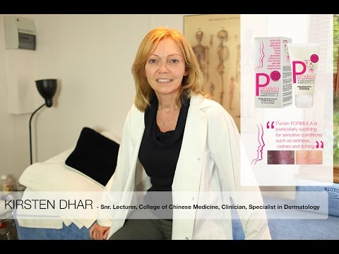 Kirsten Dhar, Clinician and specialist in Cancer Treatment and Dermatology  Introduces Puriskin