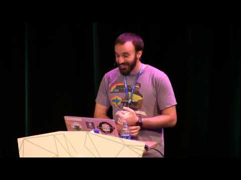Image from Michael Manfre about Database backends at Django: Under The Hood 2016