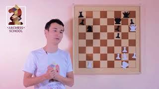 Онлайн уроки по шахматам - отвлечение и уничтожение защиты