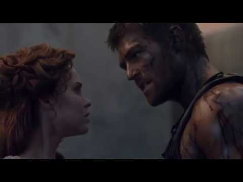 Spartacus and Laeta - A Sweet Love - YouTube