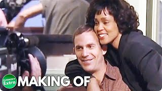 THE BODYGUARD (1992)   Behind the Scenes of Kevin Costner Classic Movie